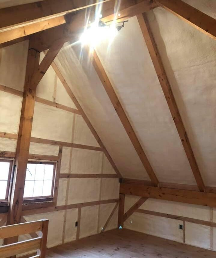 Roof Spray Foam Insulation Stephenville, TX