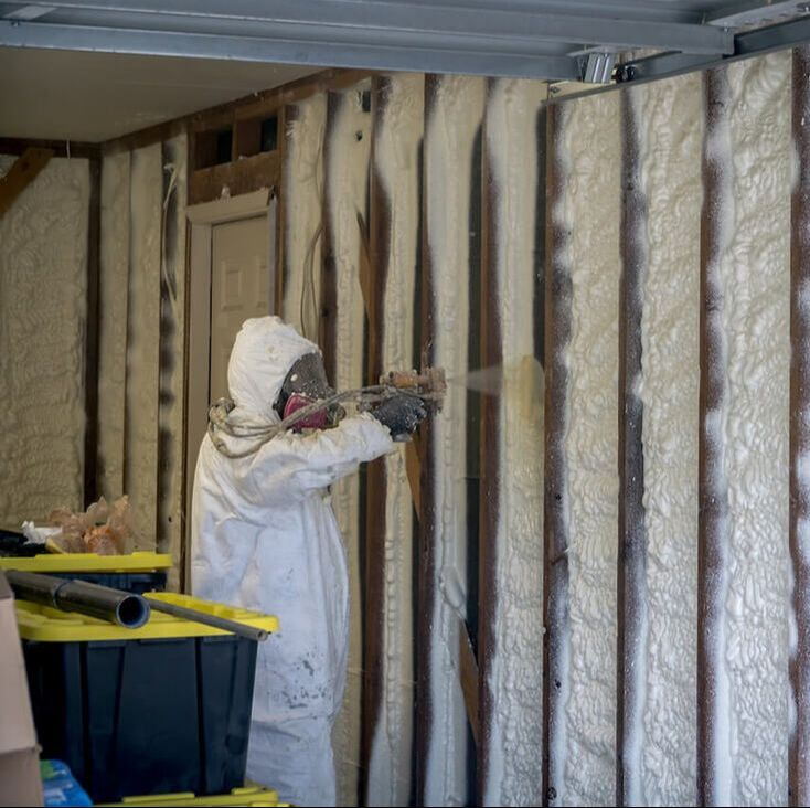 Soundproof Spray Foam Insulation Burleson, TX