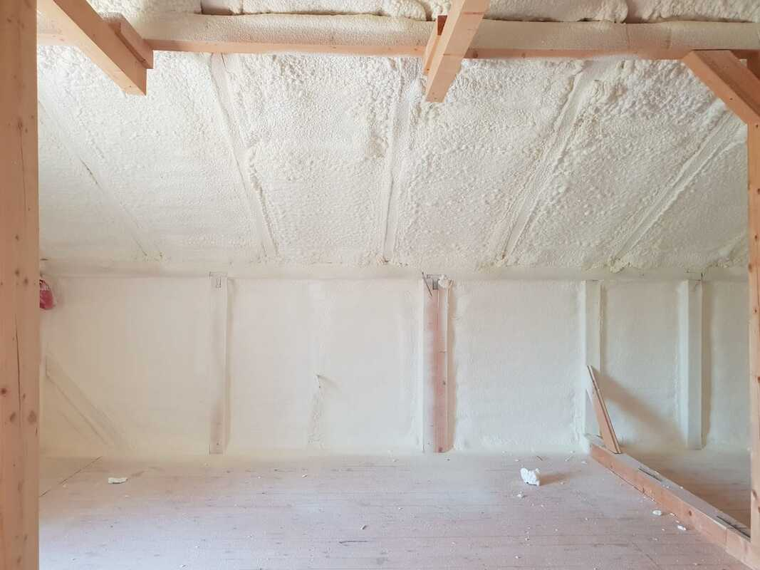 Residential Closed-cell Spray Foam Insulation Mansfield, TX
