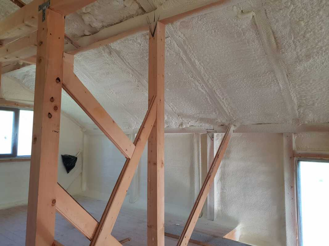 Residential Closed-cell Spray Foam Insulation Stephenville, TX