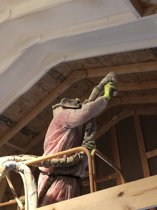 Roofs Spray Foam Insulation Stephenville, TX