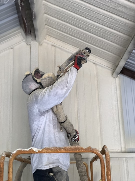 Spray Foam Insulation Installers Cleburne, TX