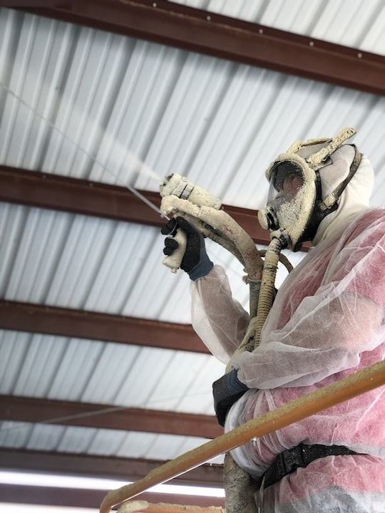 Spraying Foam Insulation Cleburne, TX